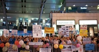 Protesters call for PM to resign after Netanyahu derides anti-corruption demos