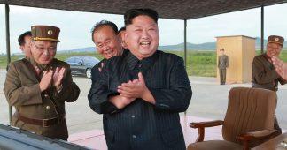 A Bermuda Triangle: China-US-North Korea