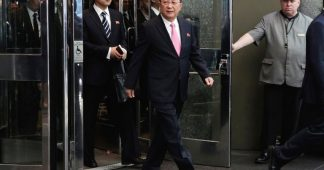 Nightmare No 2: Νuclear War in Korea