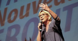 France's Le Pen congratulates German far-right AfD