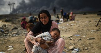 Covering Up the Massacre of Mosul