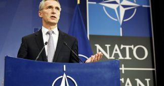 "As US threatens North Korea, NATO chief warns of ""more dangerous world"""