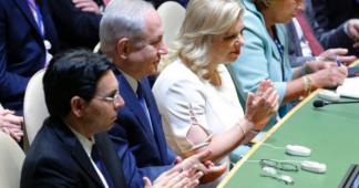Trump delights Netanyahu