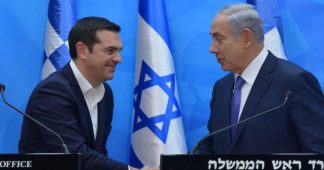 Tsipras' Love Affair With Netanyahu's Israel Deserves an Explanation
