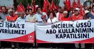 Turkish nationalists protest creation of 'second Israel' in Kurdistan