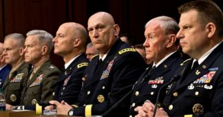 US Generals go crazy