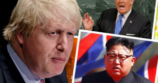 Boris Johnson: Why not a preemptive strike on Korea?