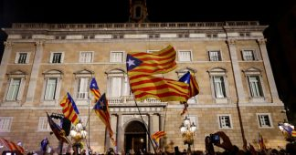 The battle over Catalonia