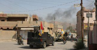 Seizing Kirkuk