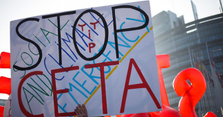 L'entrée en vigueur du CETA: un scandale démocratique