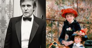 Donald Trump's Fake Renoir: The Untold Story