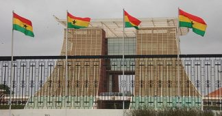 Ghana's presidency and parliament to run on solar energy