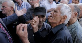 Humanitarian Assistance to Old People in Greece