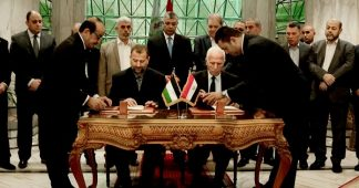 HAMAS & Al-Fatah Reach Reconciliation Agreement in Egypt