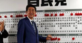Japan Re-Militarized