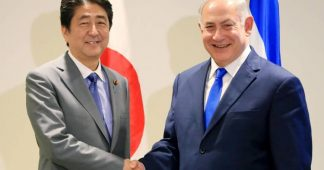Abe and Netanyahu meet at sidelines of U.N., agree to coordinate on North Korea sanctions