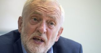 Jeremy Corbyn is resisting drive for war with Russia