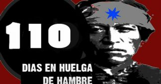 Mapuche political prisoners on the brink of death after 114 days of hunger strike