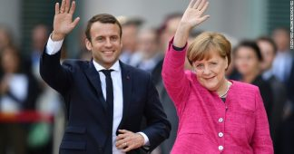 Paris and Berlin at odds over 'grand bargain' to deepen eurozone