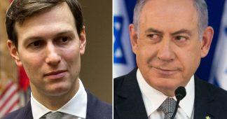 When Netanyahu slept at the Kushners – media tales of Trump's Jewish confidants