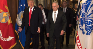 Trump and 'His Generals' on Collision Course Over Iran