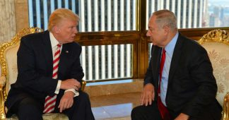 The Trump-Bibi-Murdoch Love Triangle Puts Us All at Risk