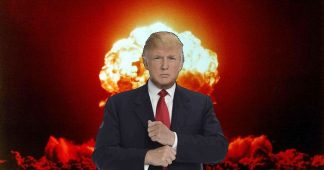 Trump asks for a tenfold increase of nuclear weapons
