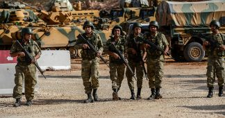 Damascus demands 'immediate & unconditional' pullout of Turkish troops from northwest Syria