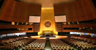 UN treaty a step towards nuclear disarmament