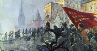 Bolsheviks Seize Power