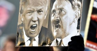 Donald Trump 'kept book of Adolf Hitler's speeches in his bedside cabinet'