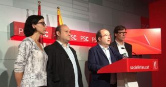 Catalan socialists court division over Article 155