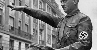 Raymond Challinor:Hitler's Backbone was German Big Business