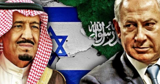 Israel-Saudis coordinate to provoke war