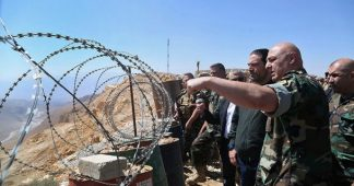 Lebanon's Army Chief Urges 'Full Readiness' on Israeli Border, Citing 'Enemy's Threats'