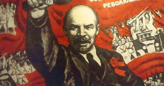 Long Live Great October Revolution!