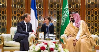 Macron in Riyadh and the war on Iran