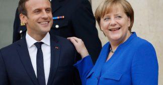 Les difficultés d'Angela Merkel mettent Macron au pied du mur, par Jacques Sapir