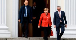 Germany Plunged into Political Crisis After Coalition Talks Fail