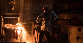 Forged by revolution: a day in the life of Russia – in pictures