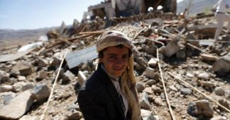 Why Are We Helping Saudi Arabia Destroy Yemen?