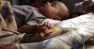 Yemen's cholera outbreak now the worst in history as millionth case looms