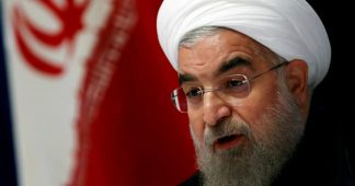 U.S. sanctions 'severely hamper' Iran coronavirus fight, Rouhani says