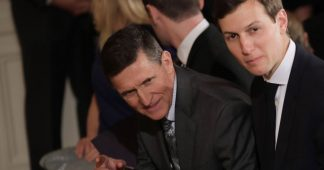 The Trump team definitely colluded with a foreign power – Just not the one you think
