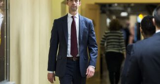 Trump Set to Nominate Torture-Supporting Senator Tom Cotton as CIA Director, Report Claims