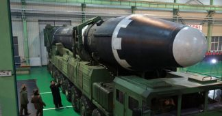 China is Preparing for War in Korea