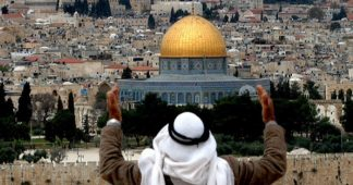 Jerusalem is Muslims' red line