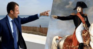 D'un président à l'autre : Emmanuel Macron versus Napoléon III