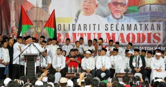 Malaysian Leader Says World's Muslims Should Not 'Lose to the Jews'