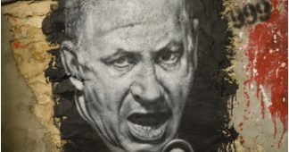 Netanyahu and His Marionettes